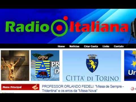 Missa Tridentina (latim) e os erros da Missa Nova. Prof. Orlando Fedeli. Entrevista à Rádio Italiana