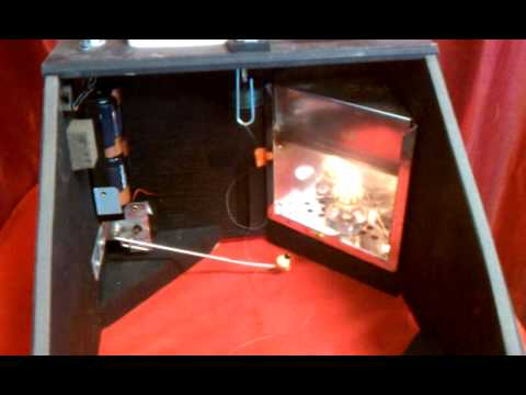 The best icefishing tip up i have ever used the finnicky for Homemade ice fishing tip ups
