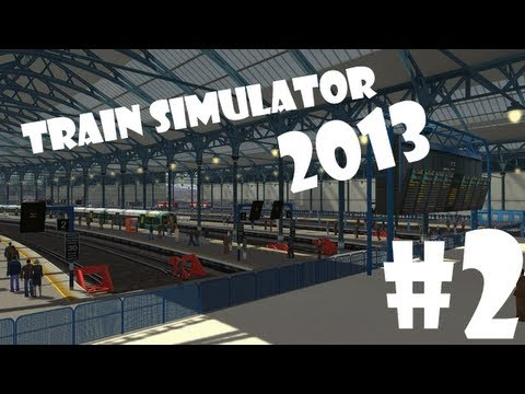 WATCH IN HD Check out Series 1: http://www.youtube.com/watch?v=oiVBde52VTU&feature=plcp Train Simulator 2013 HD Gameplay. London Paddington to Ealing Broadwa...