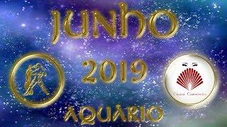AQUÁRIO JUNHO 2019 - DETERMINAÇÃO NOS OBJETIVOS - PREVISÃO MENSAL - CIGANA CARMENCITA