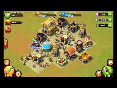 Game Like Clash of Clans - Castle Clash for Android!