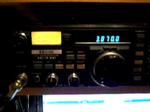 AM Ham Radio   AMI NET 30 over S 9 WOW!