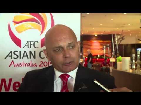 Jordan coach Ray Wilkins backs Prince Ali's bid to replace Sepp Blatter