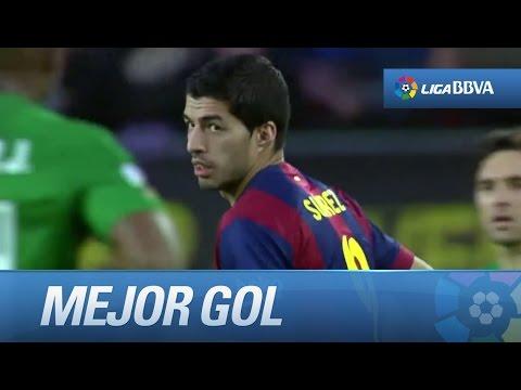 Luis Suárez marca el golazo de la jornada en el FC Barcelona - Levante UD