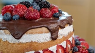 Скошенный торт рецепт в домашних условиях