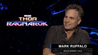 Mark Ruffalo on Marvel Studios