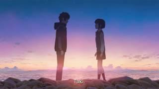 [Seventeen] Run to You- Kimi No Na Wa FMV (English Lyrics)