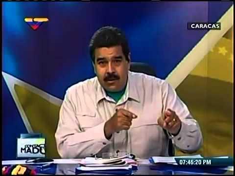 Maduro prevé dos años de precios petroleros bajos