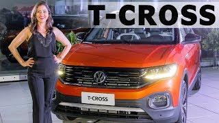 VW T-Cross 2019 Brasil | LIVE com Giu Brandão