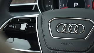2019 Audi A8 Interior Design