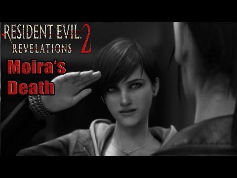 Resident Evil Revelations 2 - Moira's Tragic Death [ HD ]