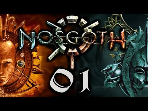 Nosgoth - Ep. 1 - Deathmatch #1 at Freeport (Live Commentary)