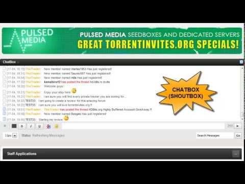 torrentinvites.org Video Review