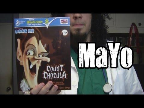 MaYo - Count Chocula w/ Mayonnaise????