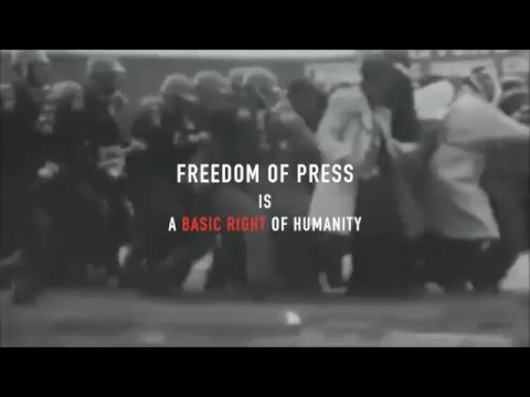 Freedom of Press - TheOddNotes
