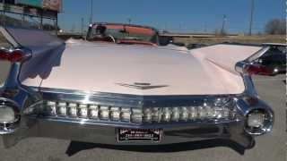 1959 Cadillac Convertible Classic Car