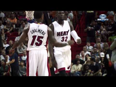 December 21, 2014 - Sunsports(1of2) - Inside the Heat: Mario Chalmers & Norris Cole (Documentary)