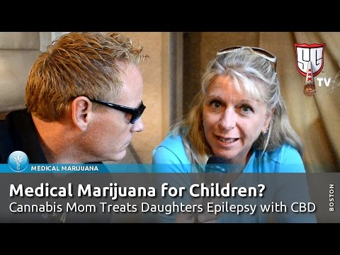 Medical Marijuana for Children? Cannabis Mom Treats Daughters Epilepsy with CBD - SGTV USA