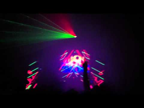 Laurent Garnier - Man With The Red Face @ Eastern Electrics NYE 2011/2012, The Coronet, London