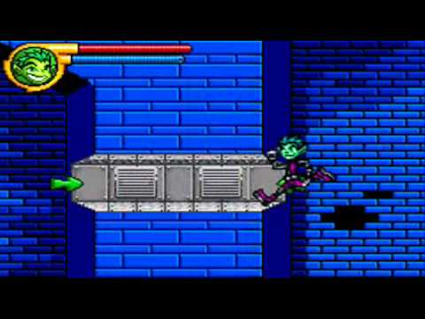 Lets Play Teen Titans (GBA) Part 05