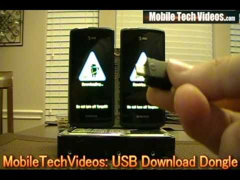 Galaxy S USB Download Mode JIG (For Sale)
