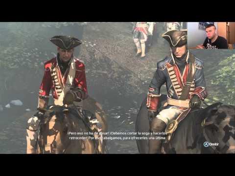 [Assassin's Creed 3   Wii U ] Walkthrough - Episodio #9 en Español