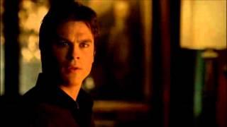 Vampire diaries 4x23 Elena choisit Damon/Français