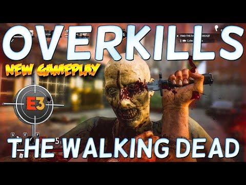 Overkill's The Walking Dead Gameplay and Impressions