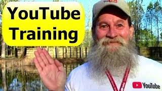 Learning YouTube - Training Tutorials Updates Questions and Answers
