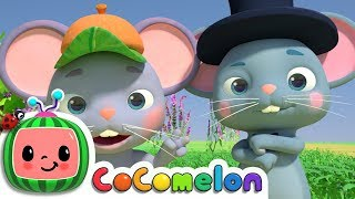 The Country Mouse and the City Mouse | CoCoMelon Nursery Rhymes & Kids Songs