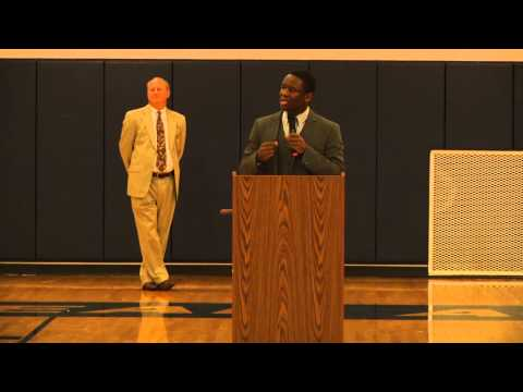 Cape Fear Academy 2014'-15' Opening Assembly - 08/22/2014