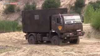 Steyr army truck - offroad ride