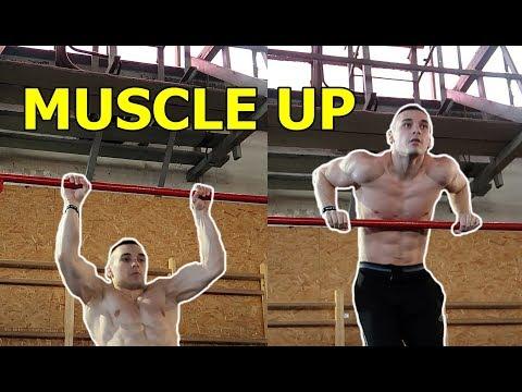 MUSCLE UP - NAUCZ SIĘ TEGO !!!