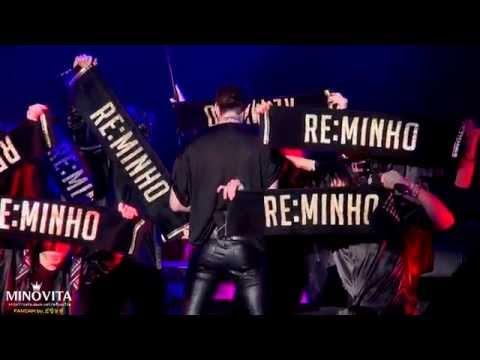 20150103 RE:MINHO Global Tour in KOREA Burning Up (by.소심눈화)