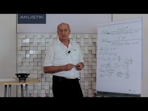 Zur Mathematik des Lautsprechers Teil 3
