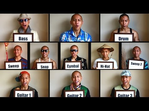 Wake Me Up - Avicii (Acapella/Mouth Only/Tunog Tao) Cover - Mikey Bustos