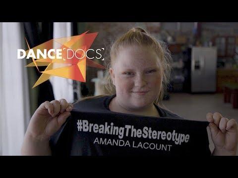 download lagu Anybody: Amanda Lacount Breaking The Body Stereotype  Dance gratis