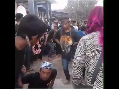 Seni Reak Maung Lugay tanjungsari (pamegarsari)