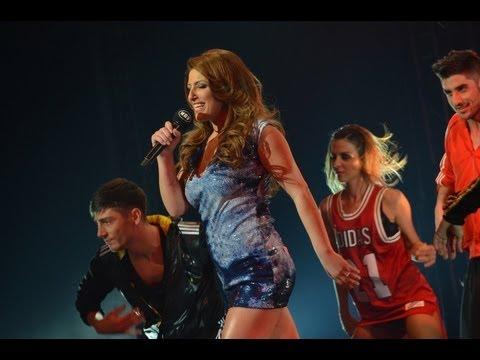 Helena Paparizou & Vegas - My Number One (Live  Eurovision 2013...
