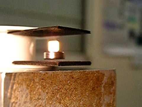 levitation Homopolar motorHomopolar Motor History