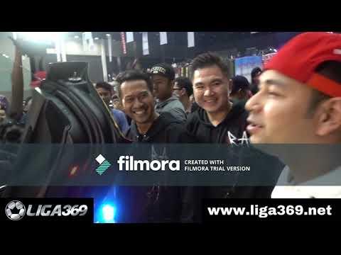 LAMBORGHINI HIN 2017 ANCOL INDONESIA !