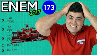 download musica 🔥 ENEM 2017 Matemática 38 👉 Regra de Três e Multiplicação de Frações na Fórmula 1