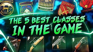 The 5 Best Classes in the Game - WW2