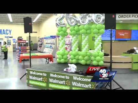 Walmart opens Neighborhood Market in Bentonville