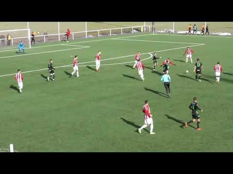 SESTŘIH: FC Hradec Králové - FK Viktoria Žižkov 1:0