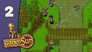 Golden Sun Walkthrough (Wii U) - Part 2: Three Years Later