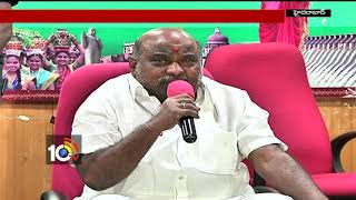Minister Jogu Ramanna to Present BC Communities Report to CM KCR Tommorow