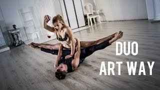 "Duo acrobatic ""Art Way"" ● odintsova_yulia@inbox.ru ●"