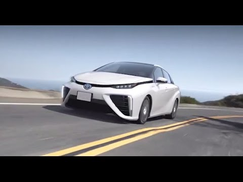 Toyota Mirai - Driving Pleasure and Comfort