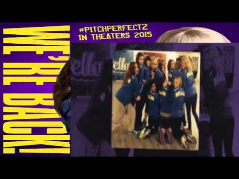 NEW   Pitch Perfect 2 Behind The Scene